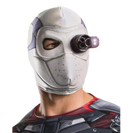 Morris Costumes RU32940 Suicide Squad Deadshot - Deadshot Costume For Sale