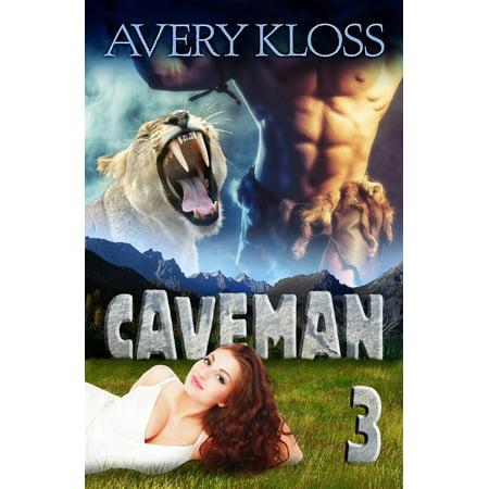 Caveman 3 - eBook - Caveman Feet