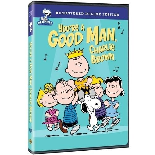 You're A Good Man Charlie Brown (Deluxe Edition) (Full Frame)