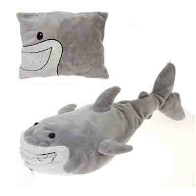 Peek A Boo Plush Shark By Fiesta A15874