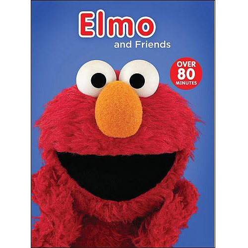 Sesame Street: Elmo And Friends (Full Frame)