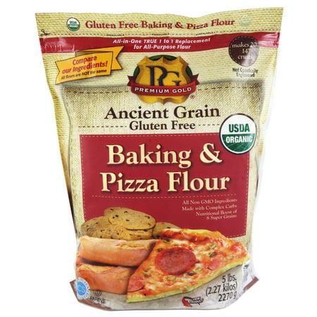 Premium Gold Baking & Pizza Flour (5 lbs.)