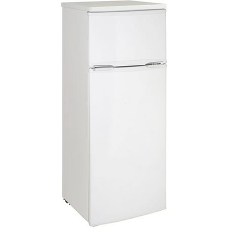 Avanti 7.5 cu ft Two-Door Apartment Size Refrigerator, RA754WT ...