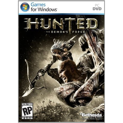 Hunted: The Demon's Forge - PC GAME XP/VISTA/7