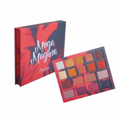 Prolux Mega Magma eyeshadow Palette