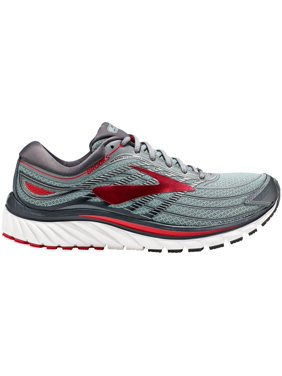 5a491b58e6d Product Image Brooks Men s Glycerin 15 Running Shoes (Grey Red