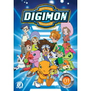 Digimon: The Official First Season (DVD)
