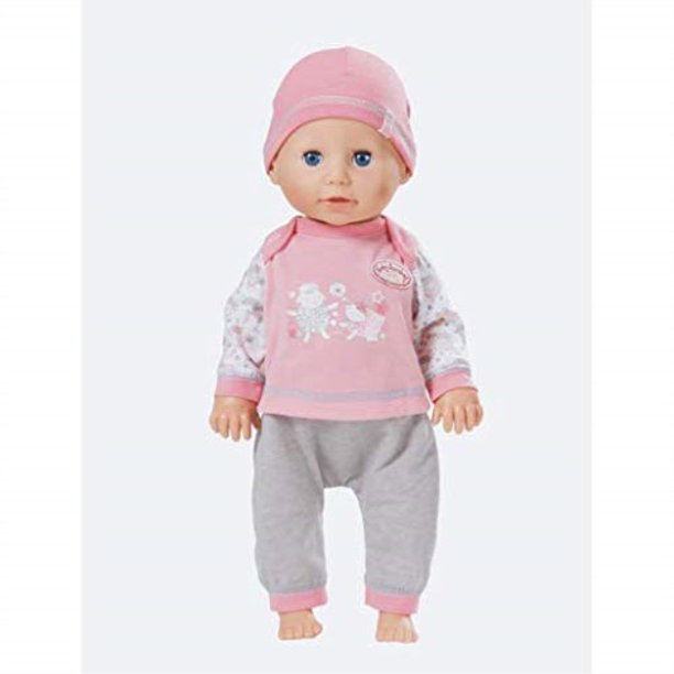 baby annabell 700136 learns to walk doll - Walmart.com ...