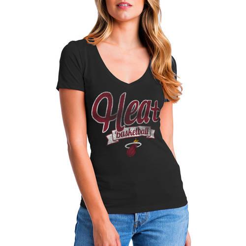 NBA Miami Heat Women's Short Sleeve Graphic Tee