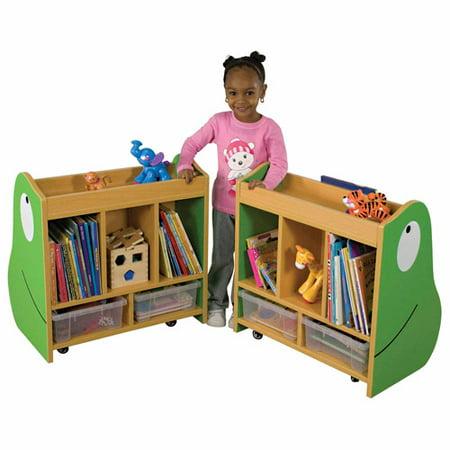 Ecr4kids Frog Book Storage