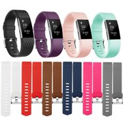 Best Fitbit For Men - For Fitbit Charge 2 Bands 10 PACK Adjustable Review