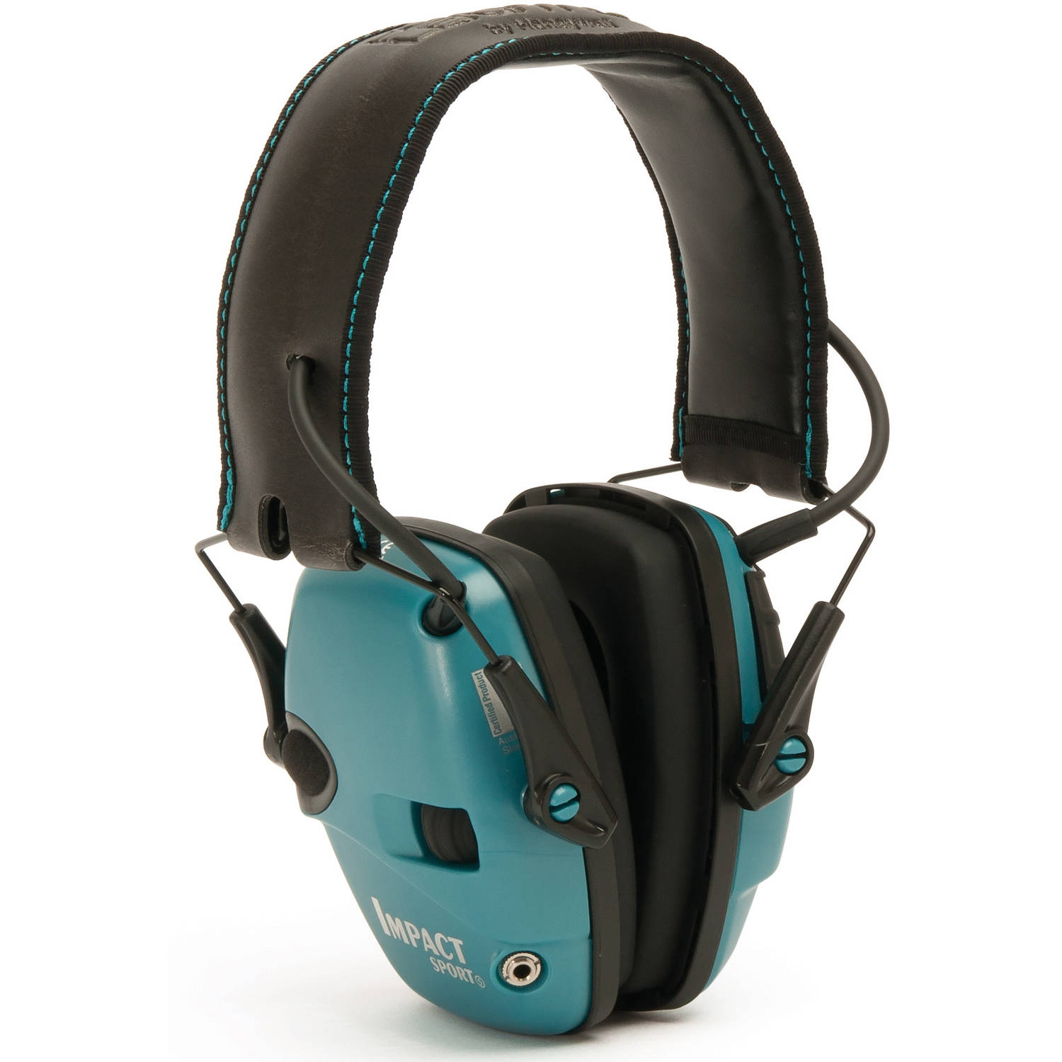 Howard Leight Impact Sport Color, Sound Amplification Earmuff, Purple