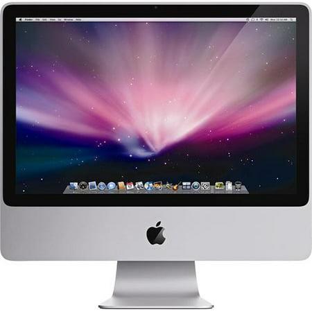 Apple  Imac Desktop Computer 20  Core 2 Duo 2 66Ghz   2Gb   320Gb  Mb417ll A   2009  Os X El Capitan