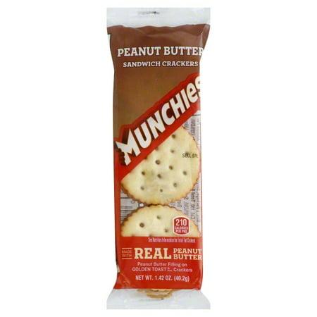 Upc 028400026864 Munchies Peanut Butter On Toast