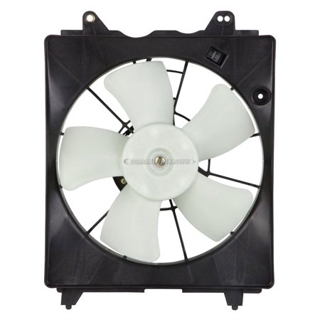 New Radiator Side Cooling Fan Assembly For Honda Civic 2006 2007 2008 2009