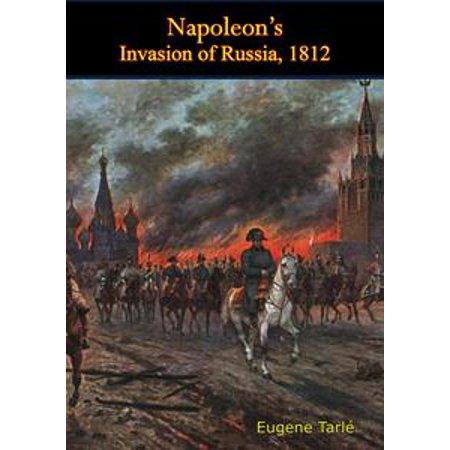 Napoleon's Invasion of Russia, 1812 - eBook ()