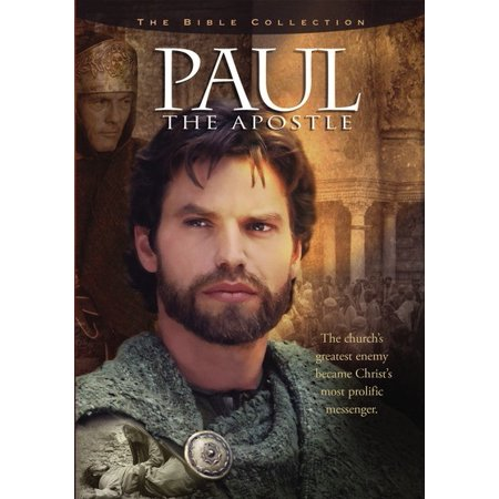 Paul The Apostle (DVD) (The Life Story Of Paul The Apostle)