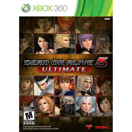 Dead or Alive 5 Ultimate - Xbox 360 (Dead Or Alive 5 Ultimate Halloween)