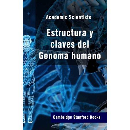Estructura Y Claves Del Genoma Humano Ebook