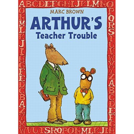 Arthur's Teacher Trouble - Arthur's Halloween Books
