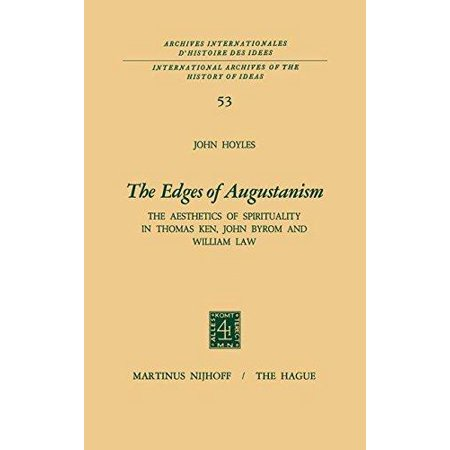 The Edges of Augustanism: The Aesthetics of Spirituality in Thomas Ken, John Byrom and William Law - image 1 de 1