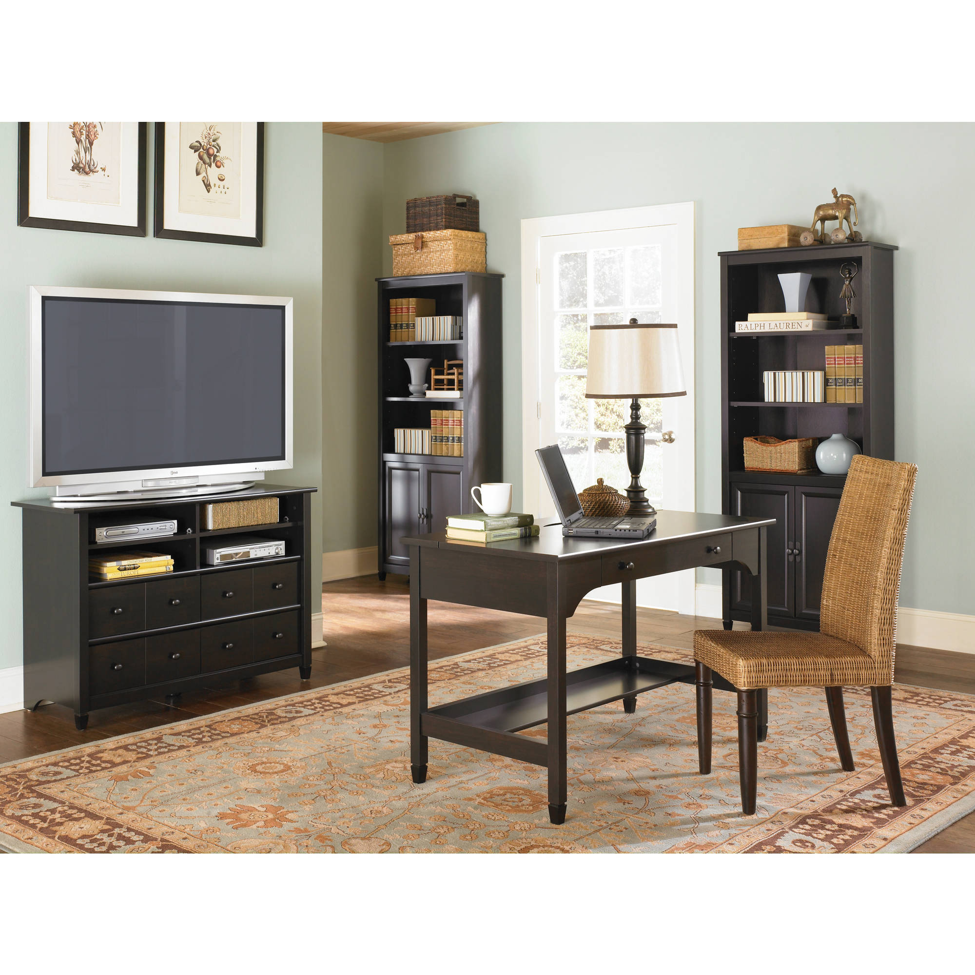 Sauder Edge Water Home Entertainment And Living Room