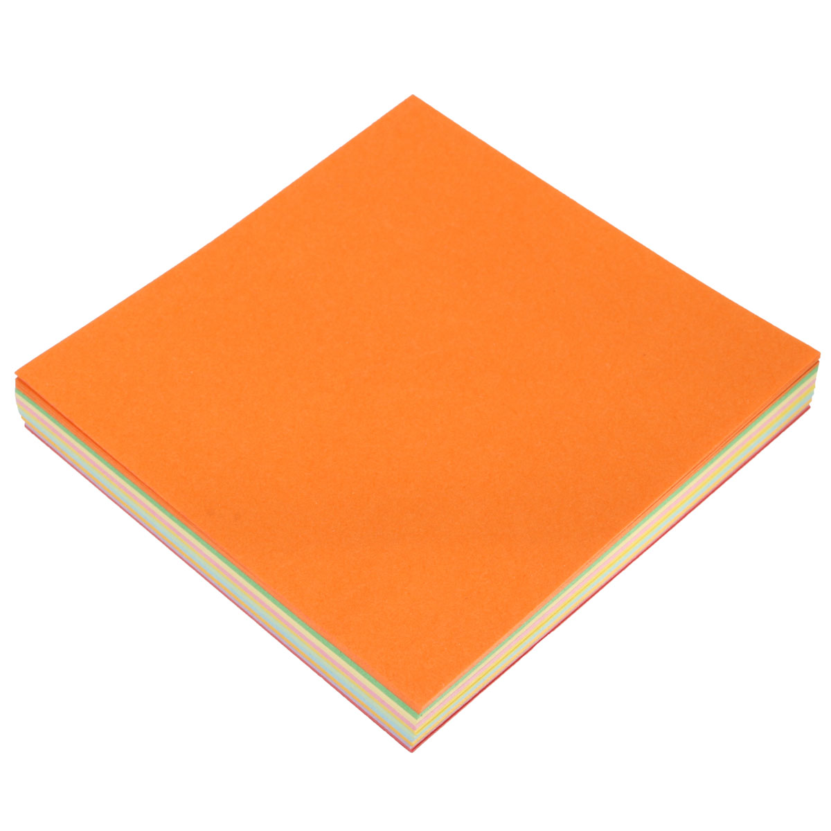 5//7//8//10//14.5cm Square Origami Wish Paper Double Sided Sheets Crane Craft DIY