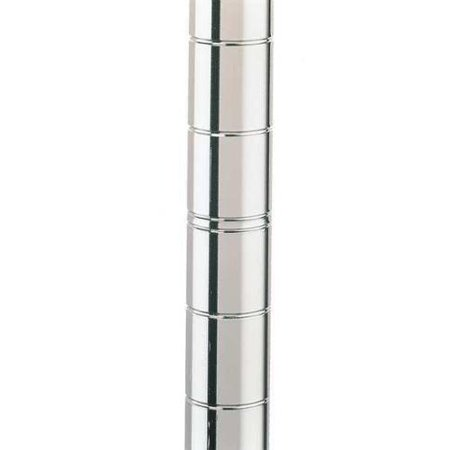 METRO 27UP Wire Shelf Post,Steel,27 In. H