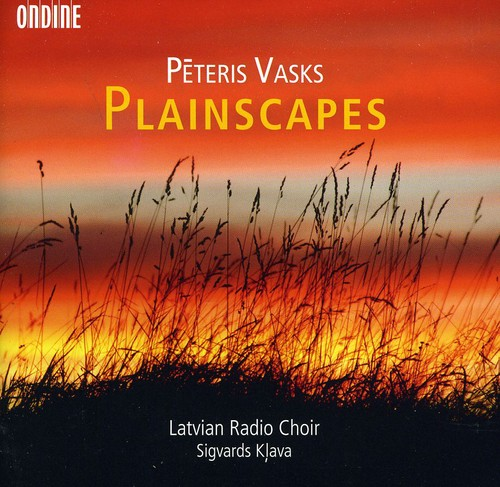 Peteris Vasks - Peteris Vasks: Plainscapes [CD]