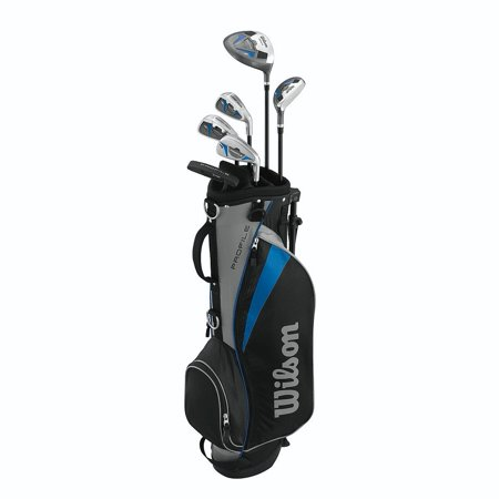 Wilson Boy`s Youth Profile Jr. Golf Set (Large)
