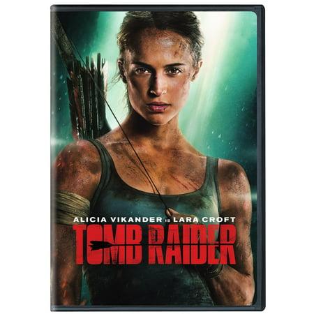 Tomb Raider ( (DVD)) - Tomb Raider Costumes
