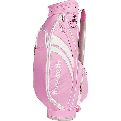 Hello Kitty Golf Hello Kitty Diva Cart Bag