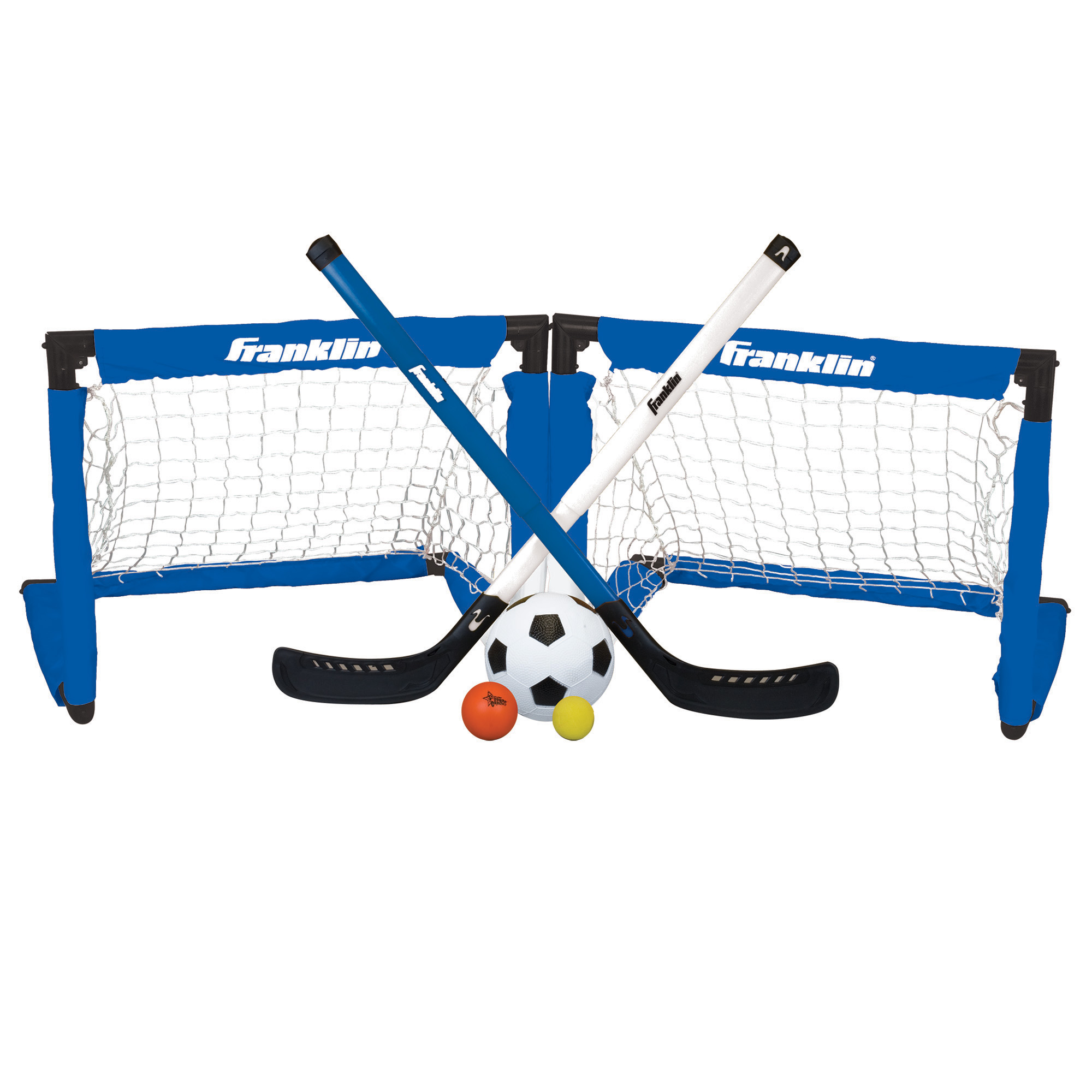 Franklin Sports 3-in-1 Indoor Sports Set