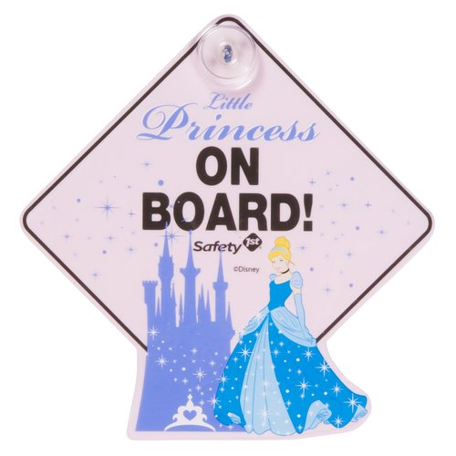 4 Disney Frozen Personalised Baby On Board Car Sign