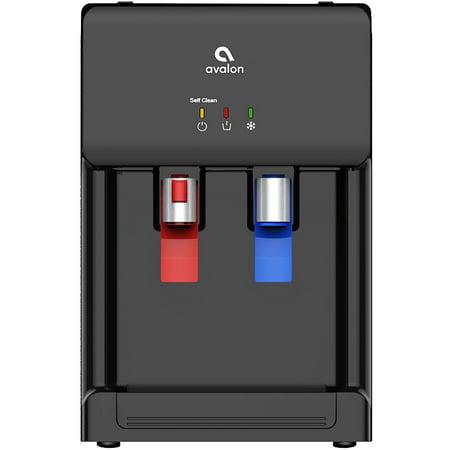 Avalon Countertop Self Clean Bottleless Hot/Cold Water Cooler NSF UL Energy Star,