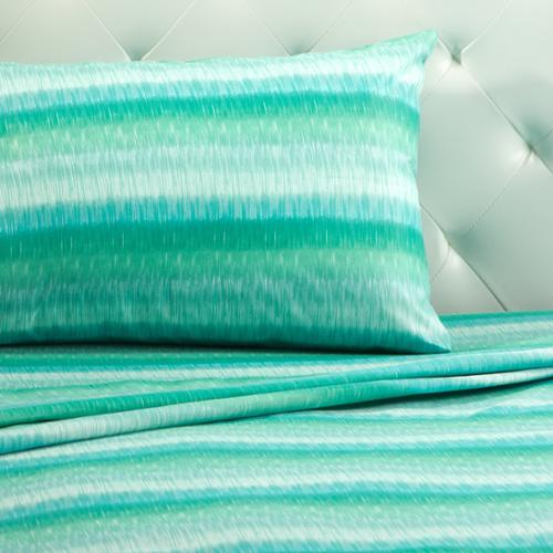 MYTEX LLC Malibu Stripe Printed Sheet Set