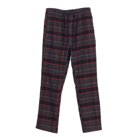 Flannel Pajamas For Men - Gioberti Men's Flannel Pajama Pants, Size S-5XL