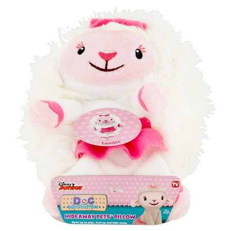 HideAway Pets Doc McStuffins Lambie Pillow All Ages - Doc Mcstuffin Lambie