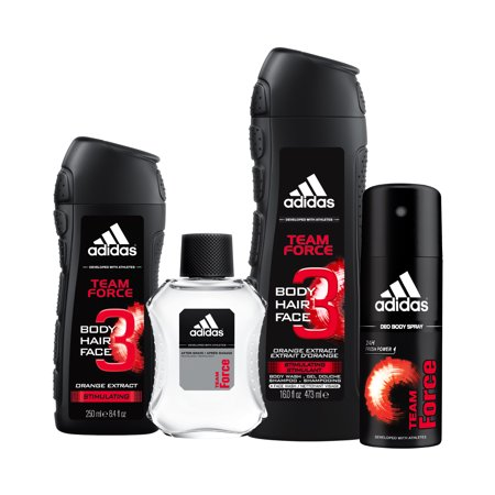732923a9c752 Adidas Team Force Aftershave, Body Spray & Body Wash Holiday Gift ...