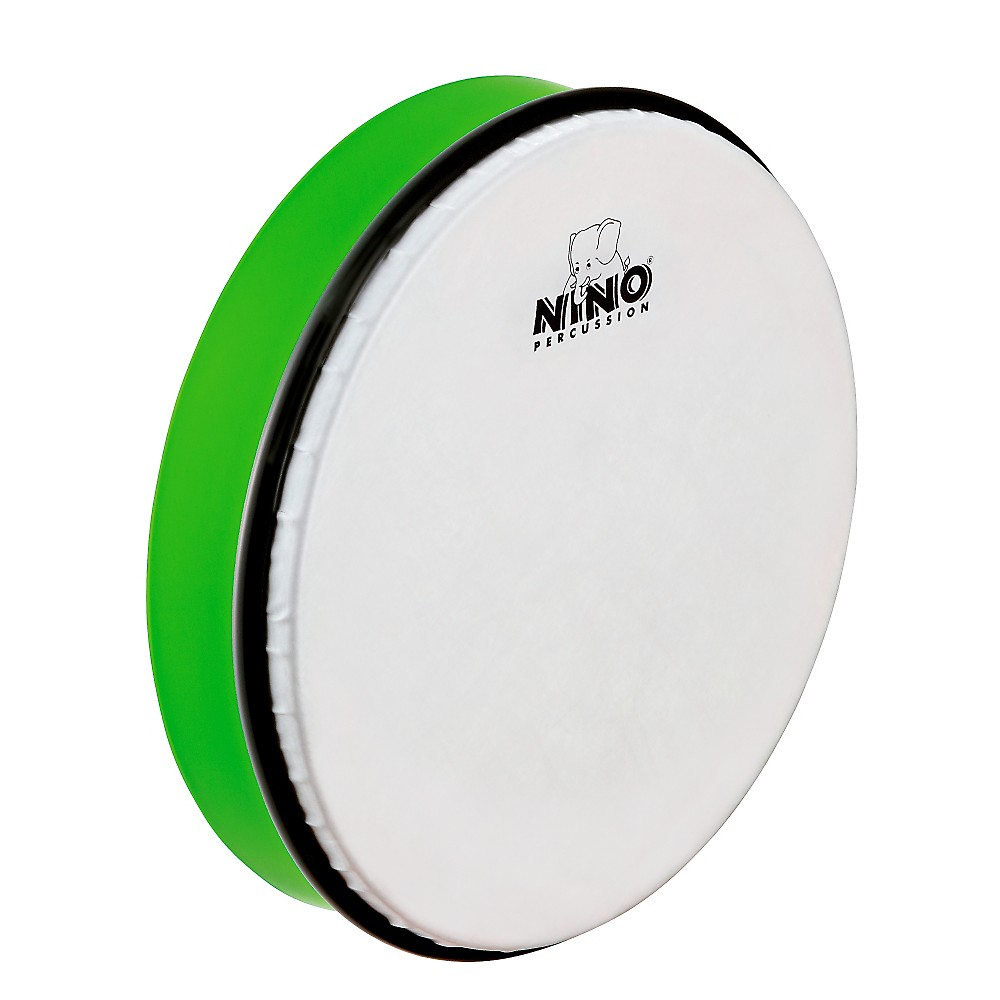 Nino ABS Hand Drum Grass Green 10 in. by Nino