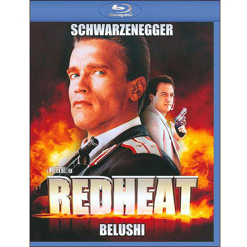 Red Heat (Blu-ray) (Widescreen)