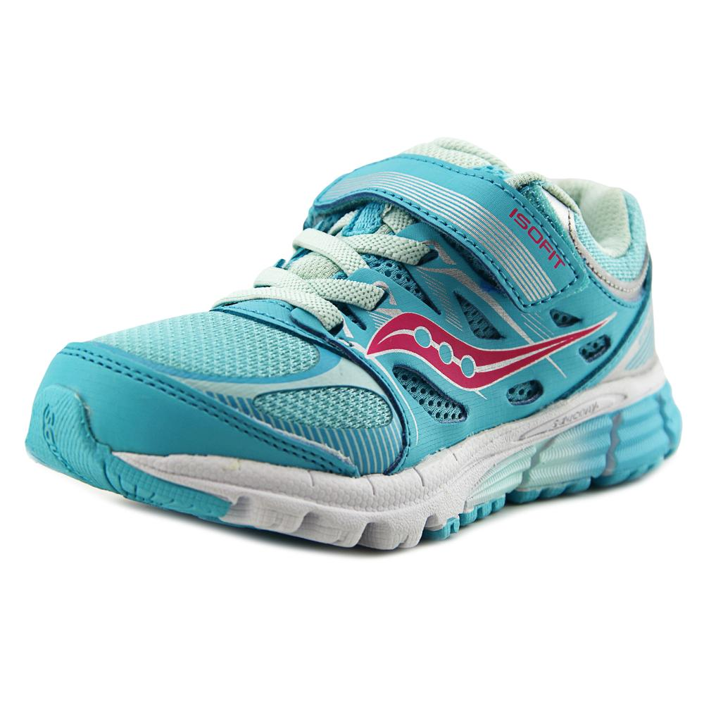 Saucony Girl Zealot A/C   Round Toe Synthetic  Sneakers
