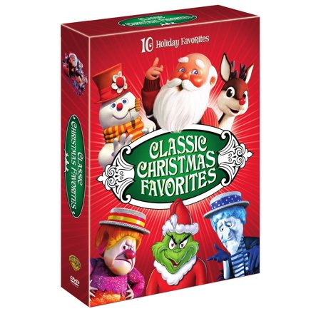 Classic Christmas Favorites (DVD) (Classic Halloween Movies Imdb)