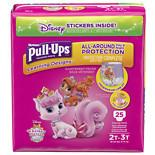 Huggies Pull-Ups Learning Designs Training Pants for Girls Size 2T-3T 25.0 ea (pack of 1)