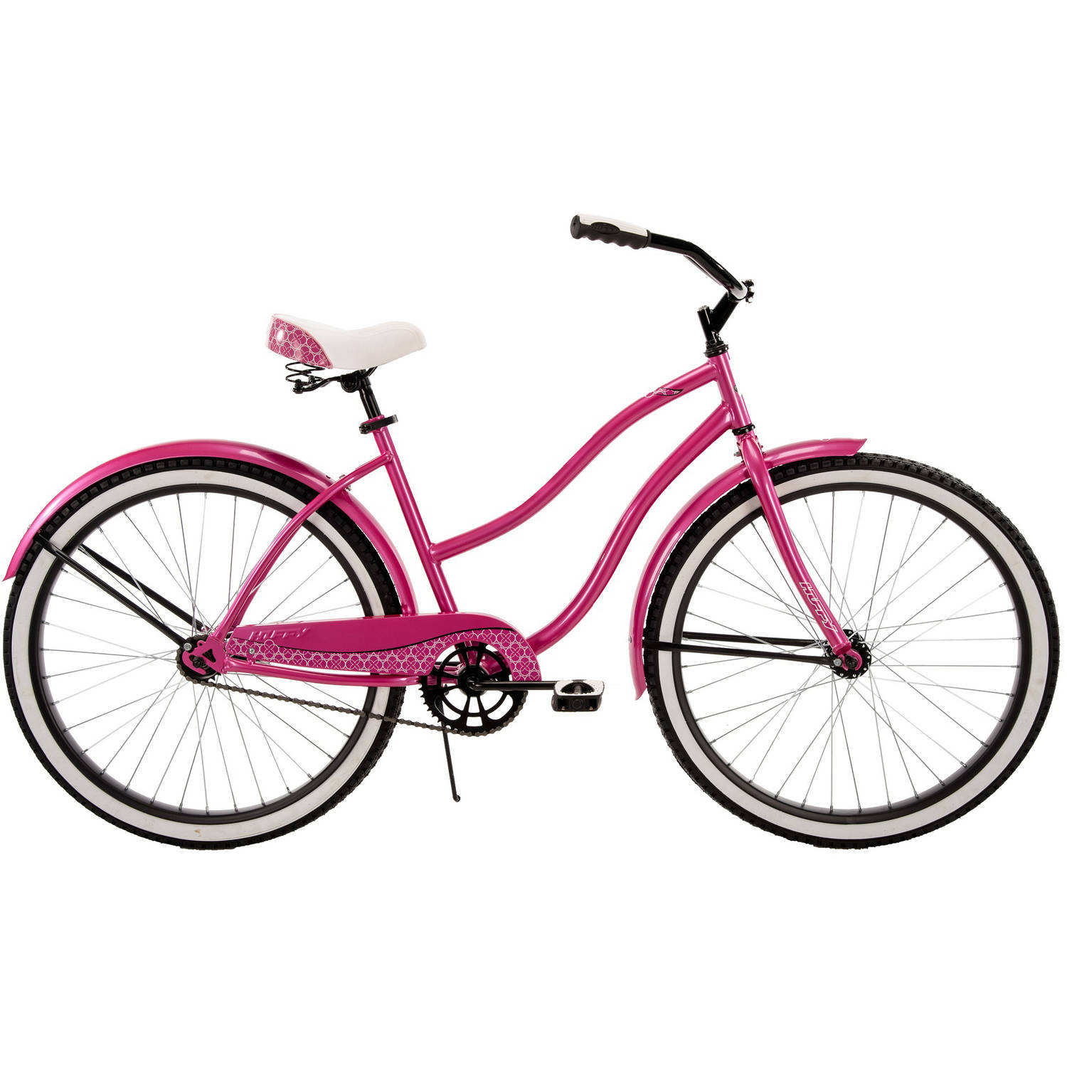 "Huffy® 26"" Cranbrook™ Women's Cruiser Bike, Pink"
