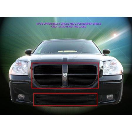 Fedar Billet Grille Combo For 2005-2007 Dodge Magnum