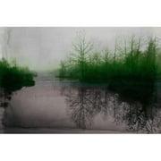 Parvez Taj Beetle Lake Art Print on Premium Canvas