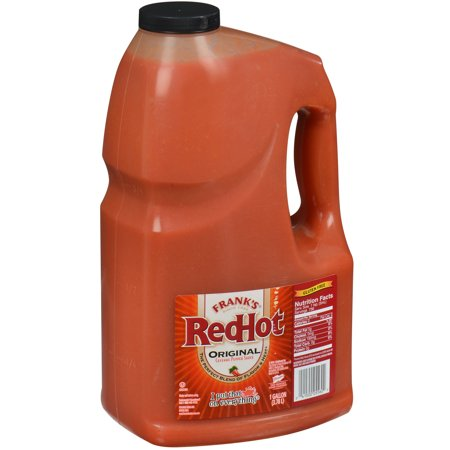 Frank's RedHot Original Cayenne Pepper Sauce, 128