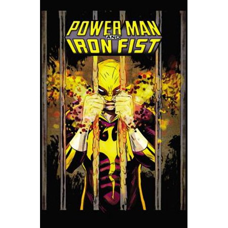 Iron Man Civil War (Power Man and Iron Fist Vol. 2 : Civil War)