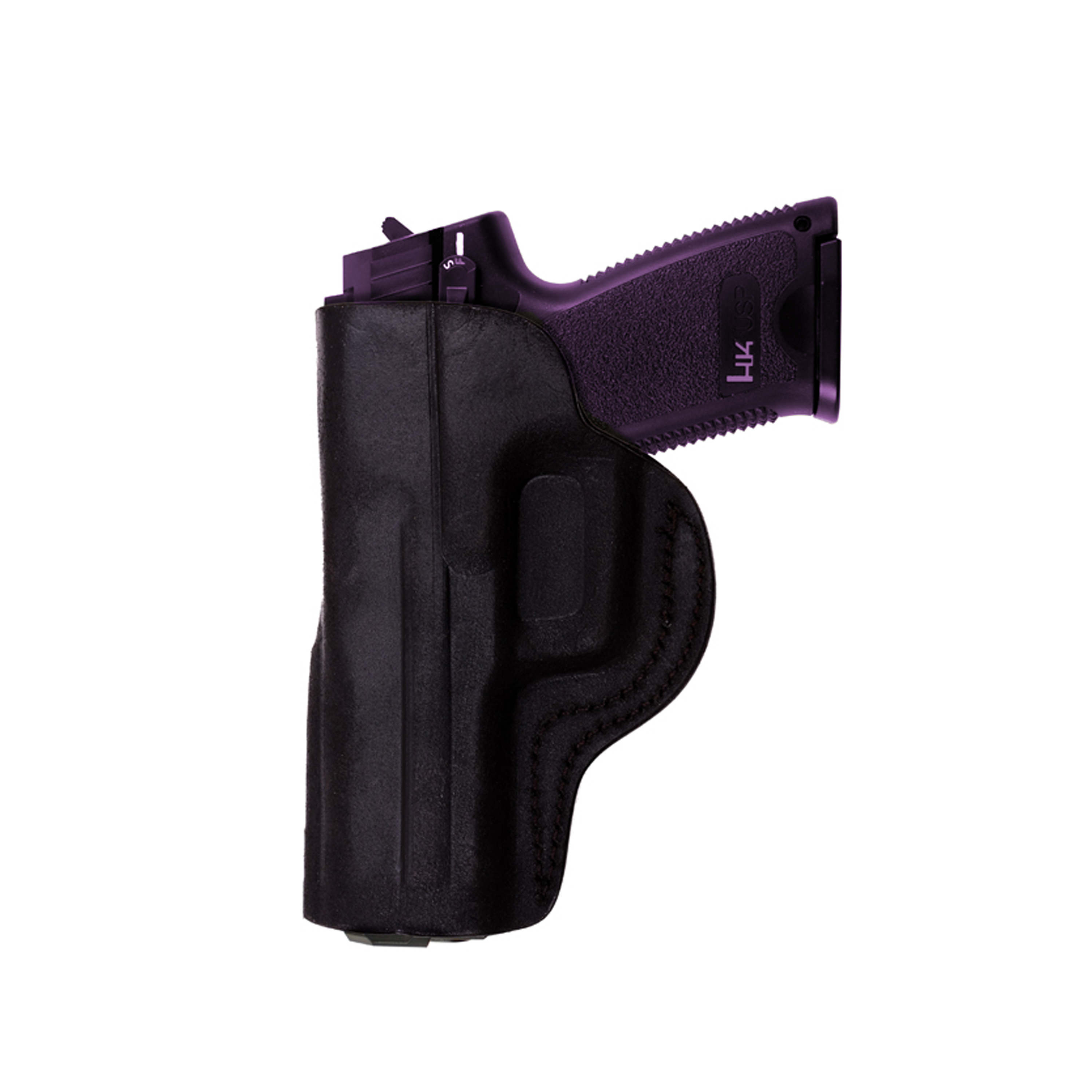 Tagua Springfield XD Open Top Inside-The-Pant Holster, Black, Right-Handed